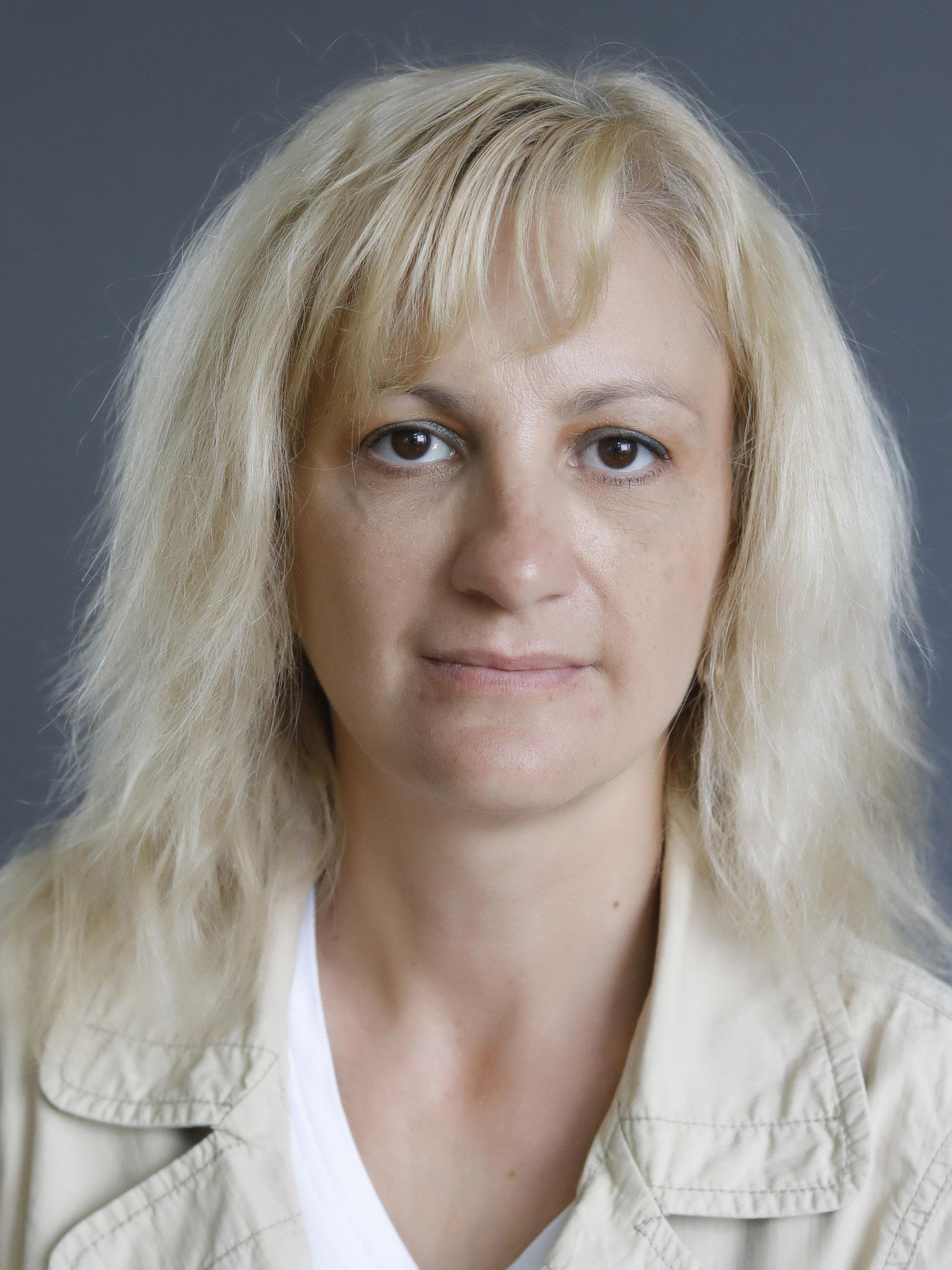 инж. Наджи Хаджиева